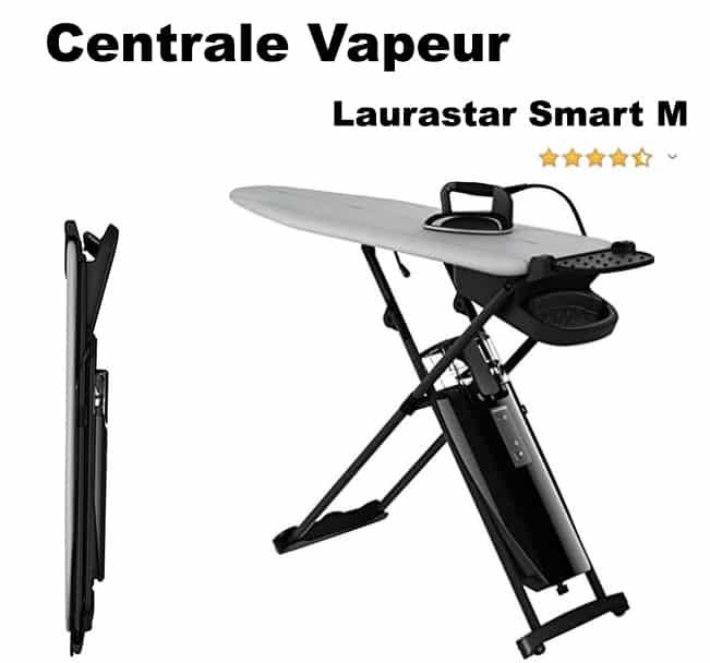 Centrale vapeur Laurastar Smart M